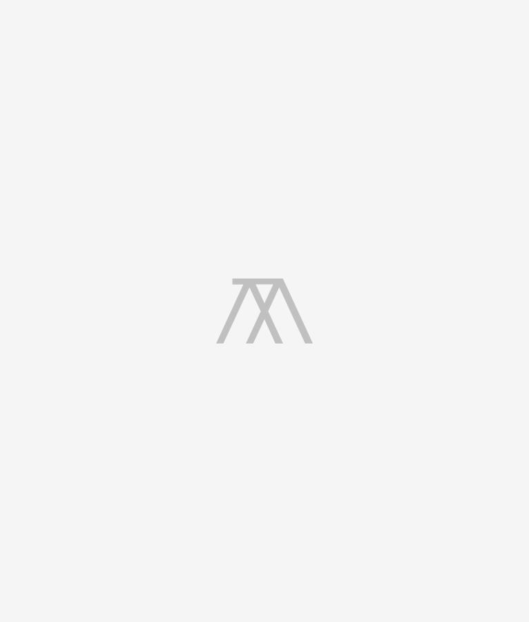 Clutch pluma antelina MOSTAZA  5